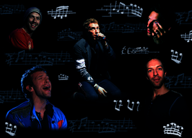 Chris Martin Wallpaper 3. by C-Jady