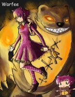 League of Legends : Annie The Dark Child by WarfWarfee233
