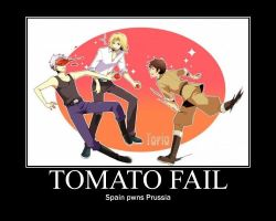 Tomato Fail by CocoPuffsIsTaiwan