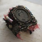 Victorian Assemblage Cuff - image 2 by asunder