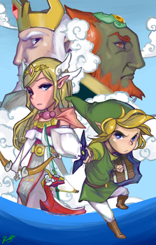 Wind Waker by russell-o