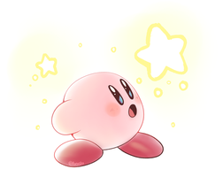 Kirby by forosha