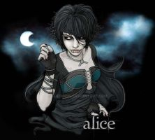 Alice Cullen -FanArt by theDindis