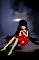 Risa-chan OOAK doll for sale! by L63player