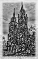 Saint Lorenz Church by deaconfrost78