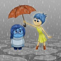 Let It Rain by Goldy--Gry