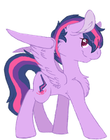 +MLP:LH -Twilight flash+ by Flow3r-child