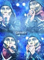 Danny Poster by thegame95