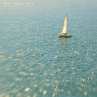 little boat. by JeanFan