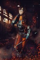 Fem Freeman - halflife by Its-Raining-Neon
