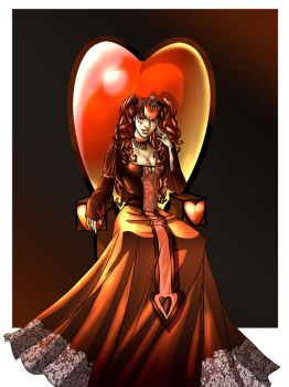 queen of heart by flo-moshi