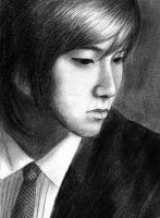 Jung Yunho by 13-year-old