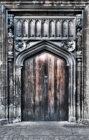 Church Door by majhul