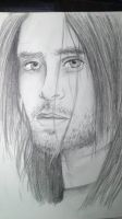 Jared Leto #1 try by IloveRawr-ing
