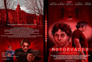 MOTORVADER DVD Cover by blewh