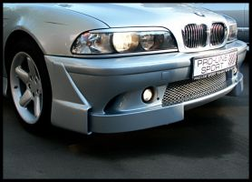 BMW M5 by GODCasual