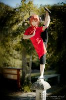 Gintama - Kagura Cosplay 'The Next Generation' by DatAsianChick