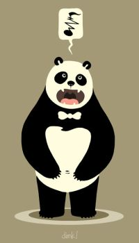 falso panda by Dimkas