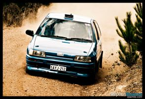 ARC - QUIT Forest Rally - II by esemte
