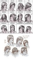 so many Daryl by unbadger