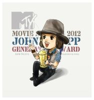MTV Generation Award by amoykid