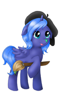 Wittle Woona by h00fbump