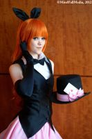 Otakon 2012: A Magician and A Thief by melvinopolis