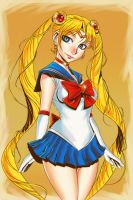 Sailor moon by dreamwatcher7