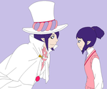 Mephisto and Pandora: I Wanted You To Be Proud... by Renjisloyalservant