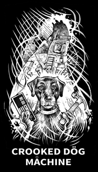 Crooked God Machine by justintcoons