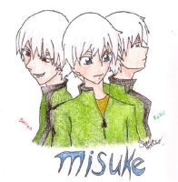 Misuke Kurade by solversion