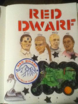 red dwarf psirens - photo #45