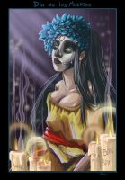 Day of the Dead by Liabra