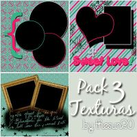 Pack 3 Texturas by TheSun20