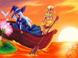 GoA Miniquest1 : Sunset Search by V-shue