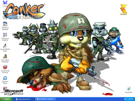 Conker: Live and Reloaded by DarkMatterEchidna