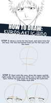 How To Draw Ichigo Kurosaki by MangakaOfficial