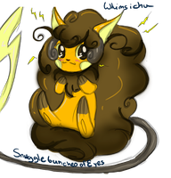 Whimsichu by flickrBLITZshimmer