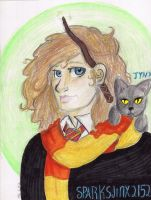 POTTERMORE ID by huntress-for-life