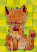 :AT: Bella181 - Aceo nr. 2 by chocobeery