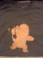 Charmander Bleach Shirt by 8bitsofawesome