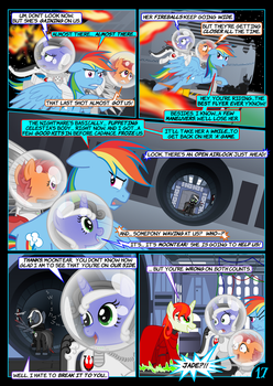 Star Mares 3.4.17: Change of Pace by ChrisTheS