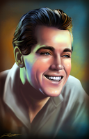 Henry Fonda: Honest Smile by DJCoulz