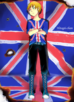 England Doodle by Hitagii-chan