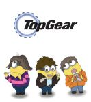 Top Gear Minions by FeralSonic