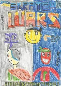 Skratch Wars cover(made by me) by Fistron