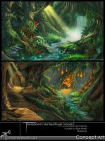 Environment Color Roughs 1 by RynoZebz