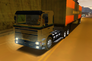 My Scania 113H in ALH by Drtalento