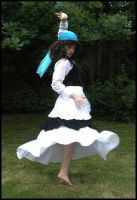 Witch - Spin And Dance by Eirian-stock