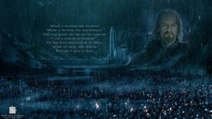 "Helm's Deep: ""The Wanderer"" by mincus38"